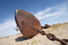 Travel to the Aral Sea